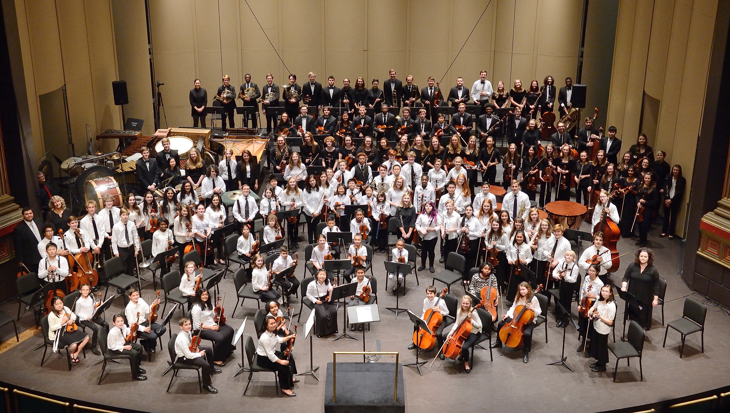 The Winston-Salem Symphony Youth Orchestras Program